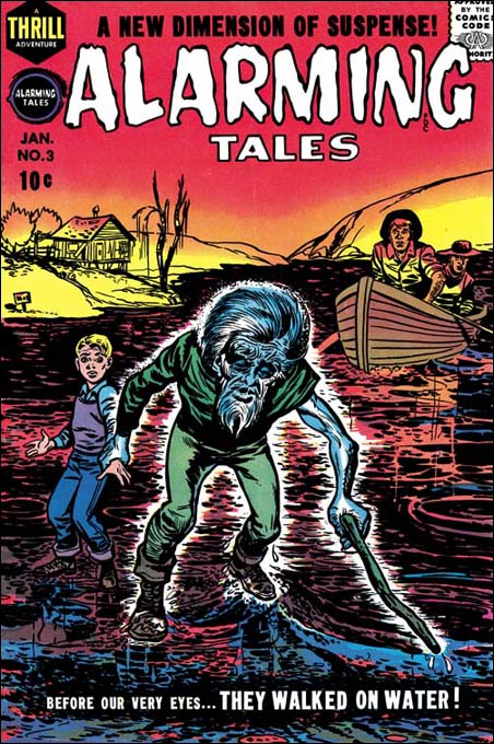 Alarming Tales #3