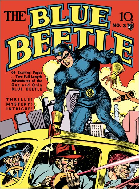 Blue Beetle #3