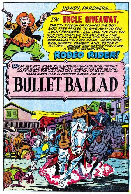 WP #2 Bullet Ballad