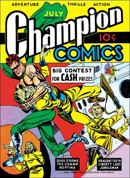 Champion Comics #9