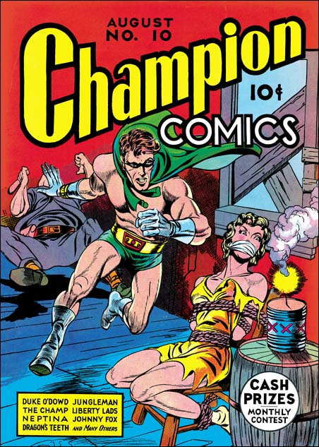 Champion Comics #10