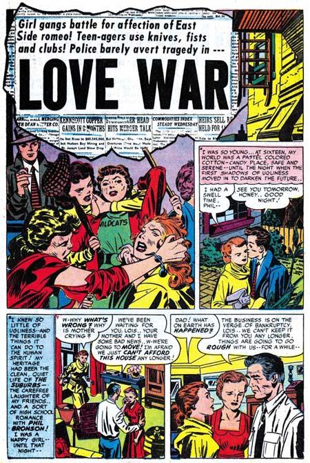 YL #55 Love War