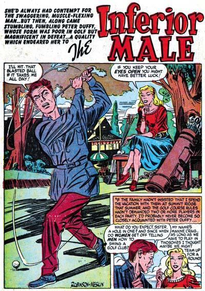 YR #6 Inferior Male