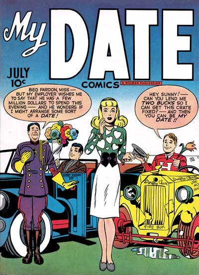 My Date #1