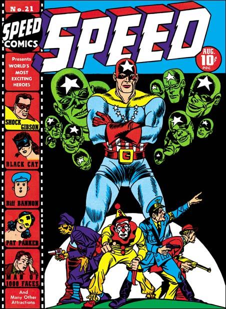 Speed #21