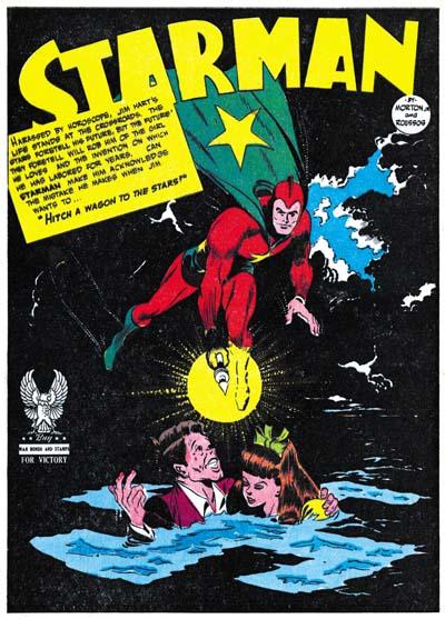 Adventure #82 Starman