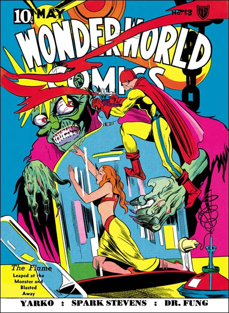 Wonderworld #13