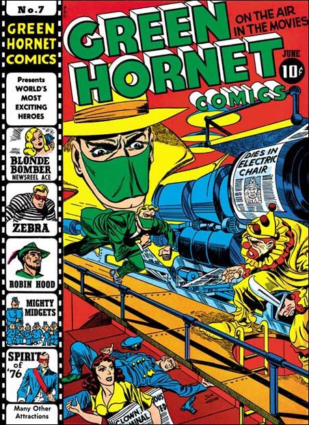 Green Hornet #7