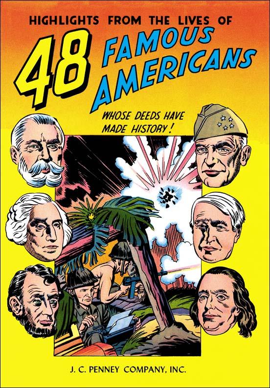 48 Famous Americans