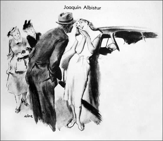 Joaquin Albistur