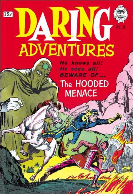 Daring Adventures #15