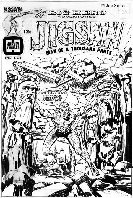 Jigsaw #3