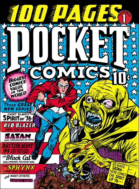 Pocket Comics #1