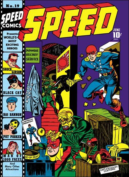 Speed #19