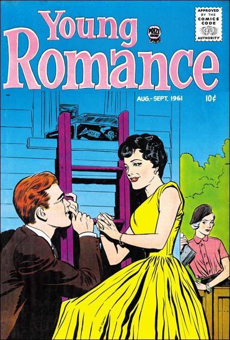 Young Romance v14 n5