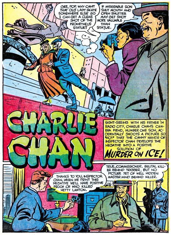 Charlie Chan #5