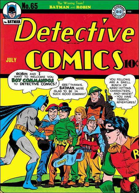 Detective Comics #65