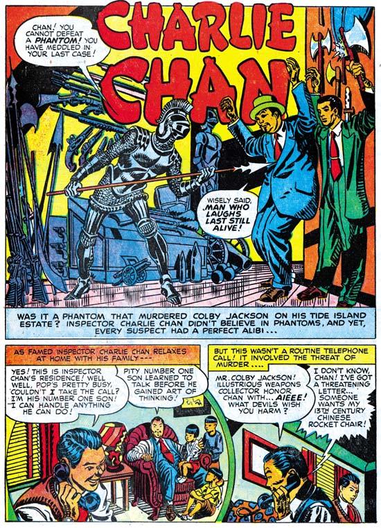 Charlie Chan #3
