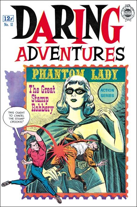 Daring Adventures #12