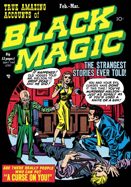 Black Magic #3