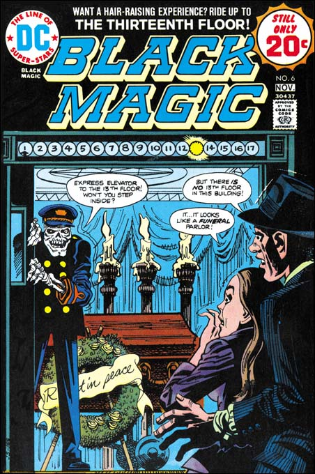 Black Magic #6 (DC)