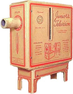 Junior's Television