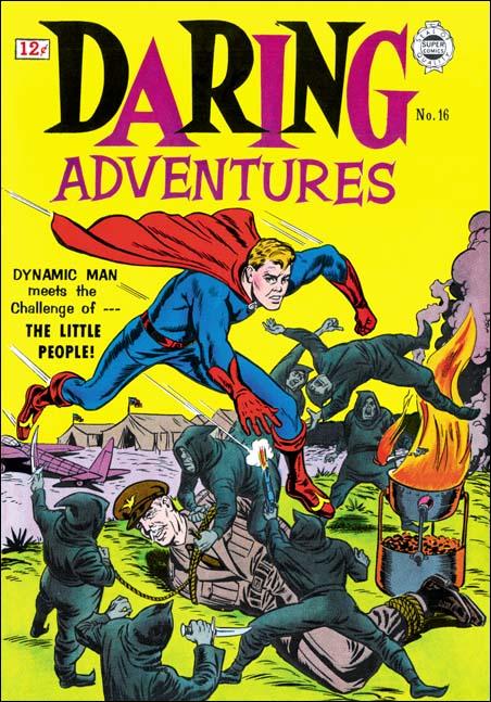 Daring Adventure #16
