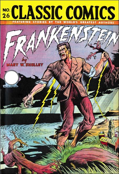 Classic Comics #26