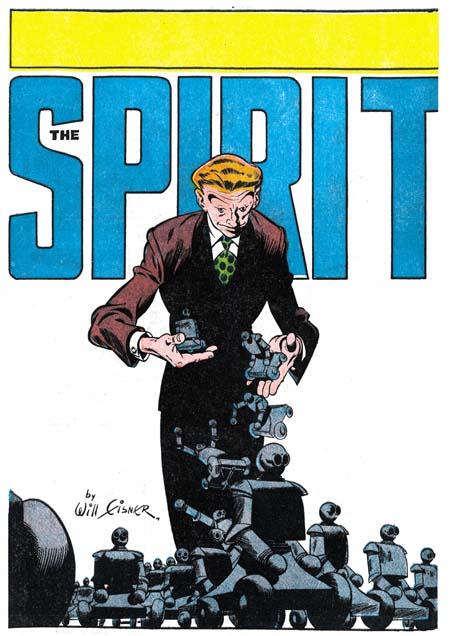 The Spirit #12