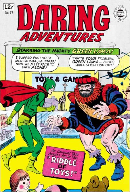 Daring Adventures #17