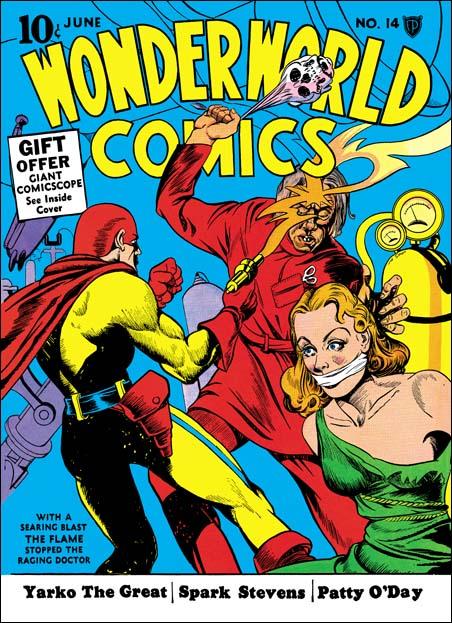 Wonderworld #14