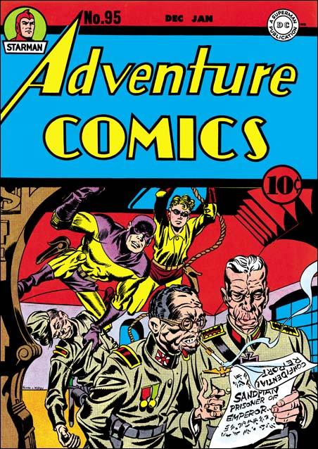 Adventure Comics #95