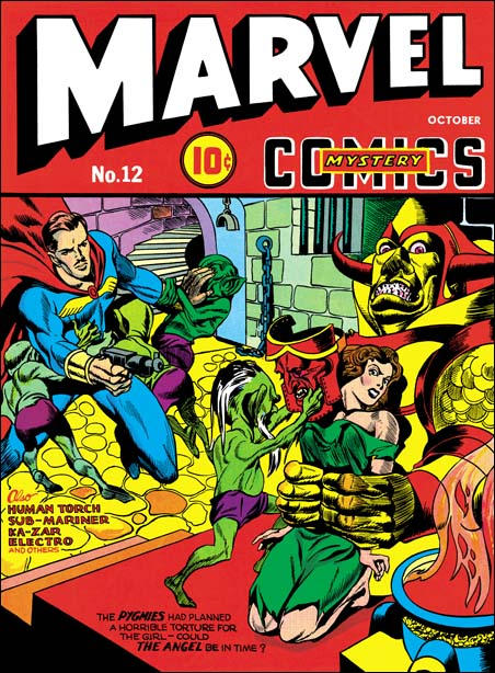 Marvel Mystery #12