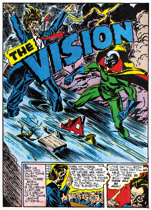Marvel Mystery Comics #25