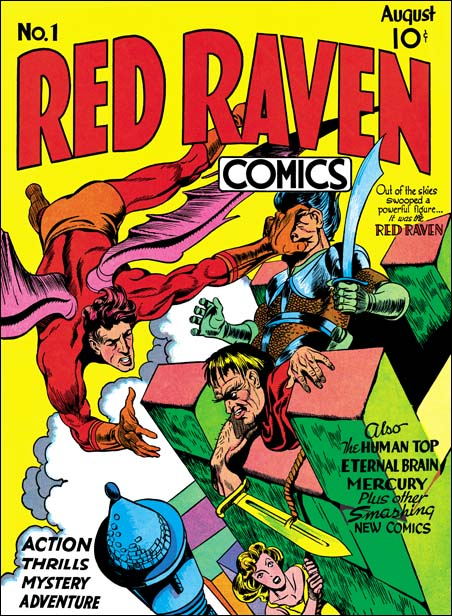 Red Raven #1
