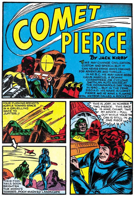 Red Raven Comics #1