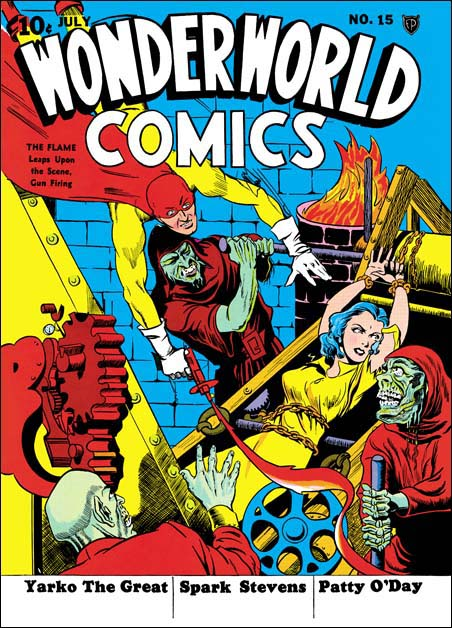 Wonderworld Comics #15
