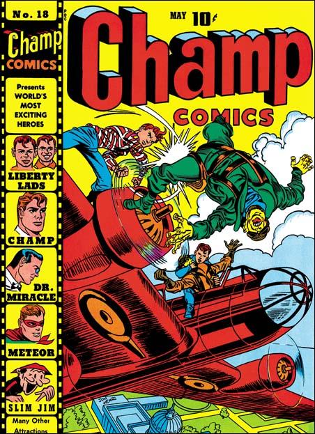 Champ Comics #18