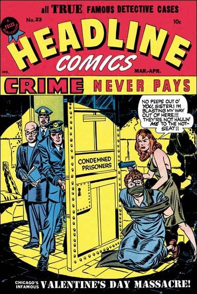 Headline Comics #23