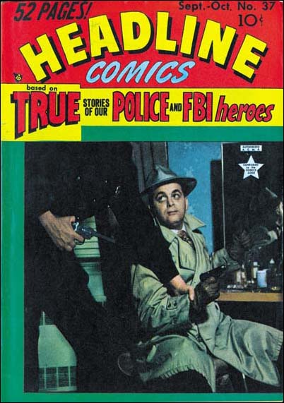 Headlive Comics #37
