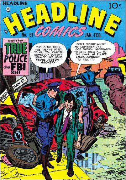 Headline Comics #51
