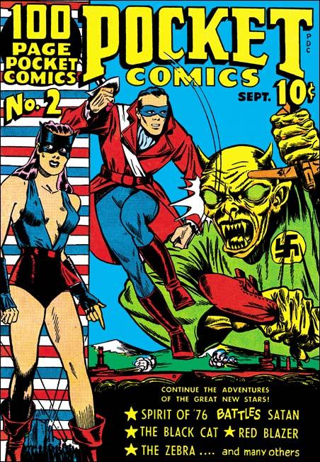 Pocket Comics #2