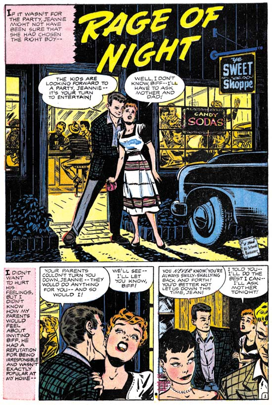 Hi-School Romance #56