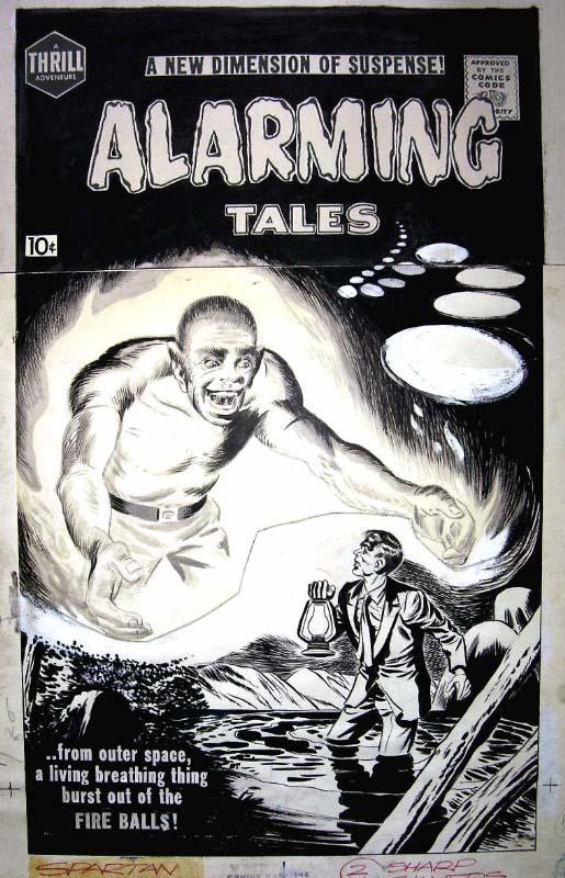 Alarming Tales #2