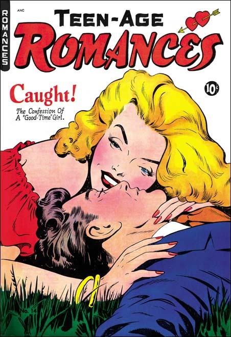 Teen-Age Romances #14