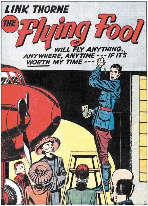 Airboy Comics vol. 4 num. 5