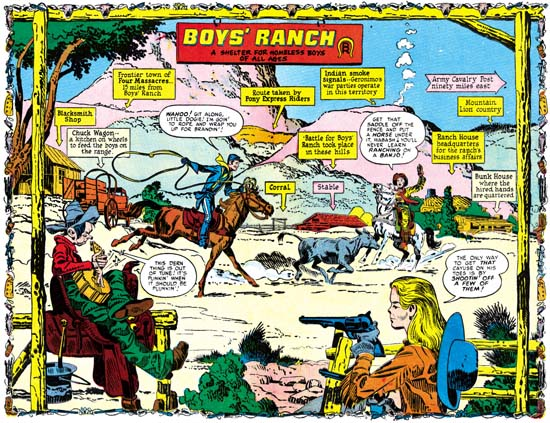 Boys� Ranch #1