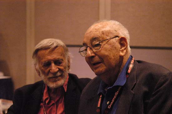 Jerry Robinson and Joe Simon