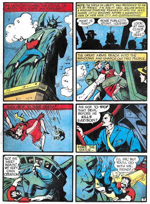 Prize Comics #7