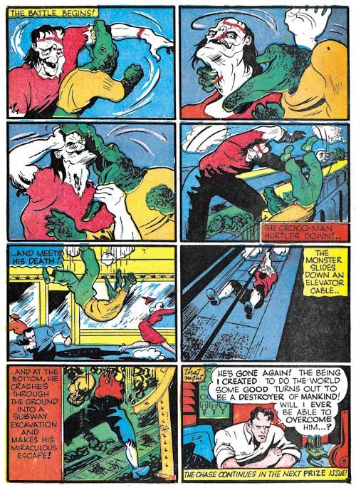 Prize Comics #8